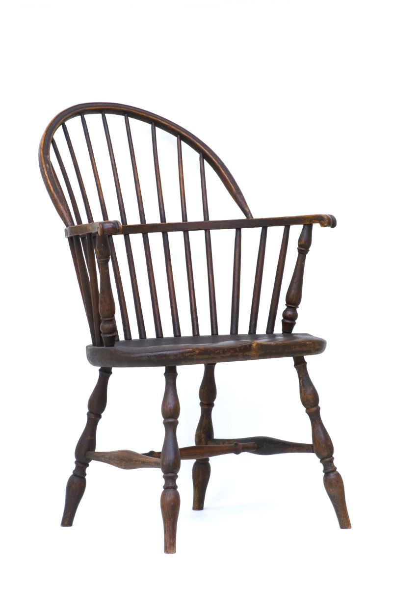 Trent Furniture's Spindleback chair