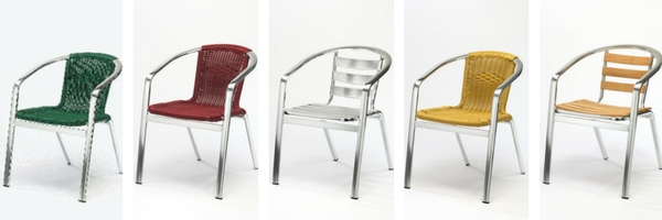 monaco stacking chairs