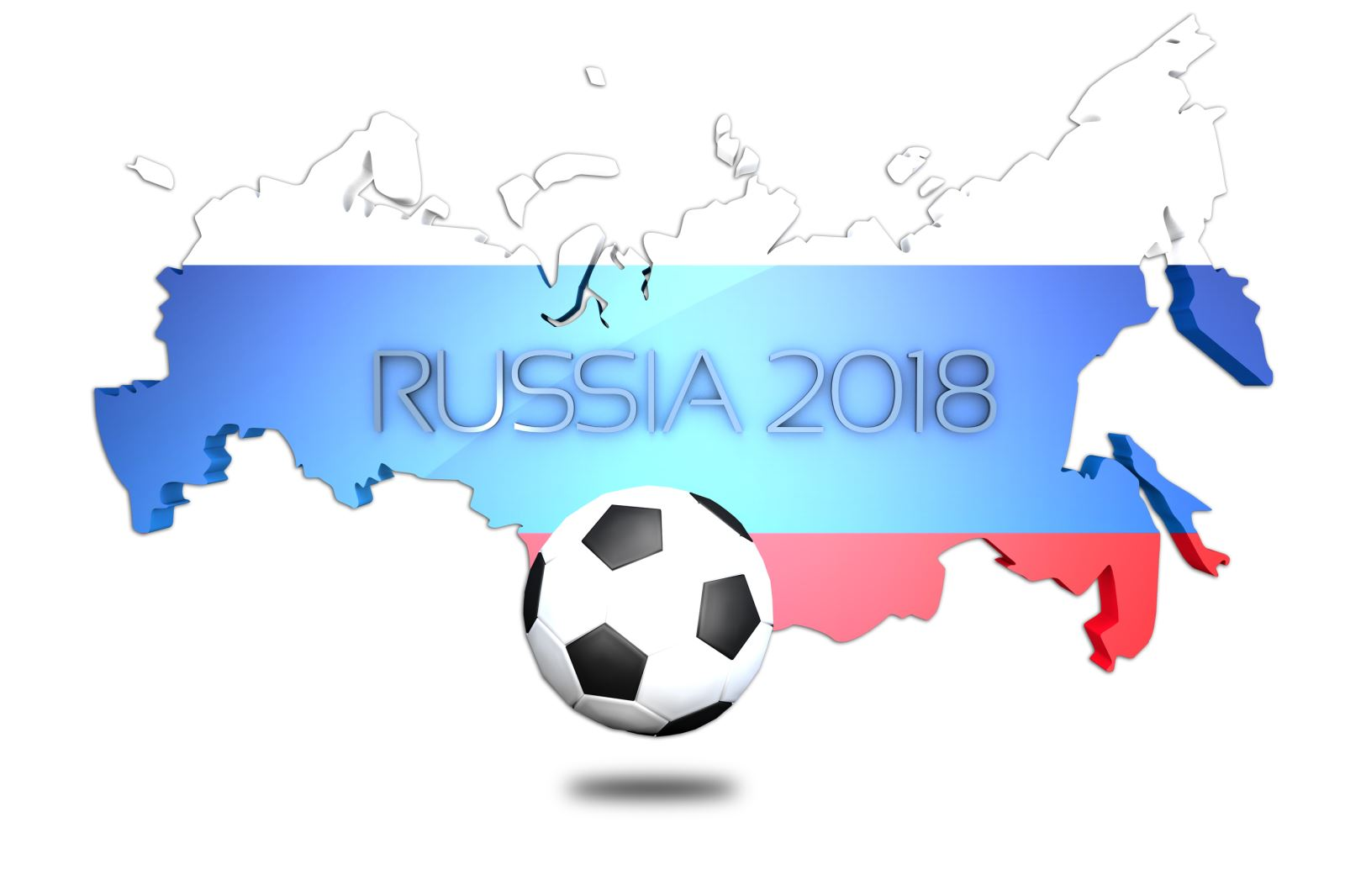 This year's World Cup is being held in locations across Russia