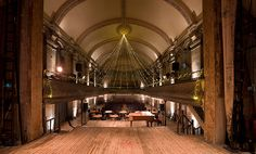 Music halls and corporate venues