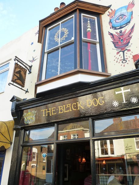 The black dog micro pub