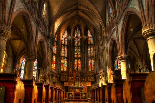 church cathedral interior design and furnishings