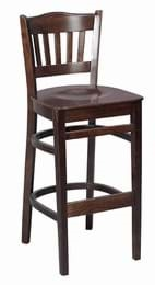 Tall Boston Bar Stool
