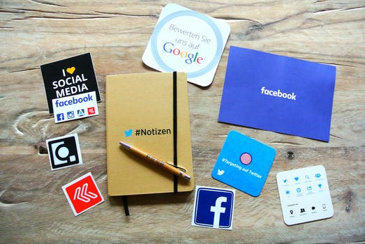 types of social media brands for business