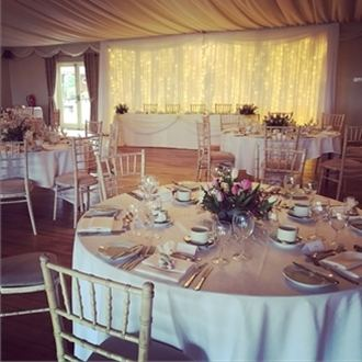 Wedding venue says 'I do' to new seating
