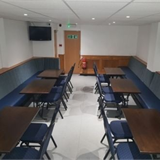Rugby clubhouse completed with new furniture