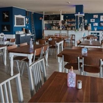 Italian restaurant looks the part with new tables