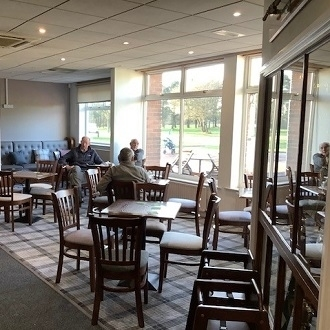 Revitalising the Holme Hall Golf Club bar with Trent Furniture