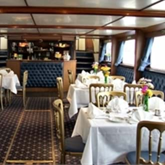 Trent Furniture offer good prices, value for money and great customer service according to Thames Cruises