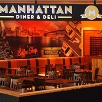 Trent Furniture help Manhattan Diner and Deli to convey '50s style