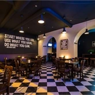 Trent Furniture furnish a redevelopment of popular Latvian Bar