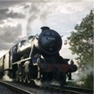 Customer service is on right track for steam railway