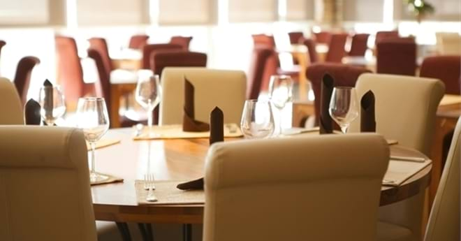 Widest Range Of Leather Restaurant Furniture