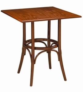 High Quality Walnut Bentwood Pub Table from Trent Furniture