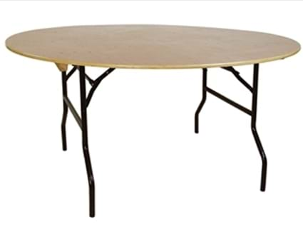 Banqueting Folding Table 168cm Diameter
