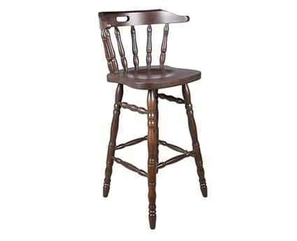 Tall Captains Bar Chair