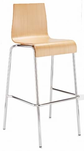 Monza Bar Stool from Trent Furniture | Café Furniture