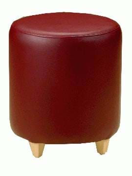 Round Chester Stool from Trent Furniture | Café Furniture