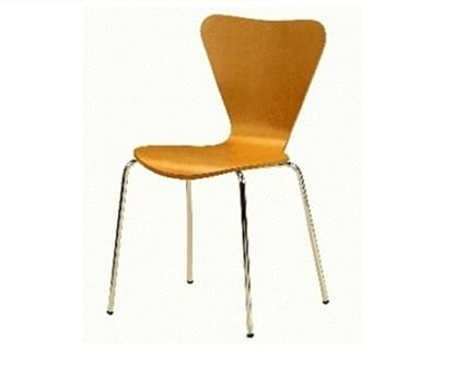 Catania Chair in Light Oak