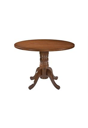 High Quality Farmhouse Tulip Table 92cm from Trent Furniture | Pub Table