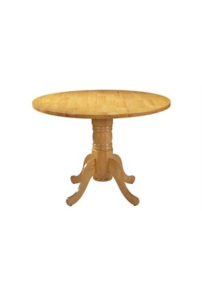 High Quality Farmhouse Tulip Table 106cm from Trent Furniture | Pub Table