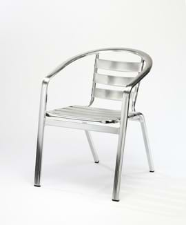 high quality Monaco Aluminium Stacking Chair | Outdoor Furniture