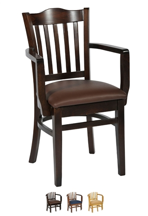 High Quality Boston Armchair from Trent Furniture | Restaurant Chair