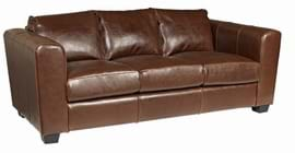 High Quality Manhattan Three Seater Restaurant Sofa from Trent Furniture