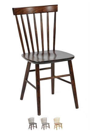 High Quality Spindleback Chair from Trent Furniture | Restaurant Chair