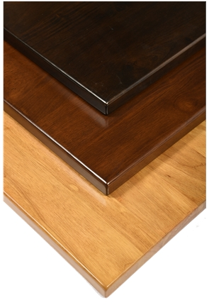 High Quality Solid Wood Table Top From Trent Furniture.