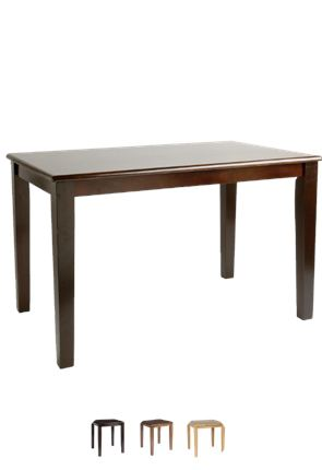 High Quality Rectangular Shaker Table from Trent Furniture | Pub Table