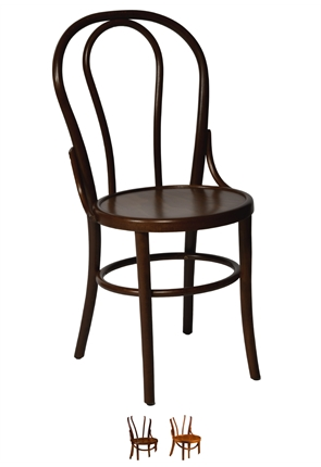High Quality Loopback Side Bentwood Chair from Trent Furniture