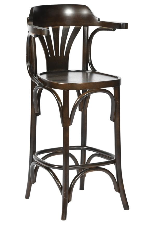 Incroyable High Quality Tall Fanback Armchair From Trent Furniture | Pub Chair