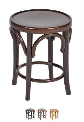 Small Bentwood Stool from Trent Furniture | Café Furniture