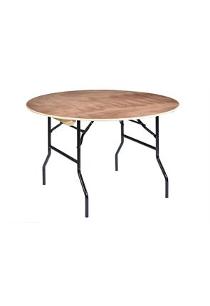 Banqueting Folding Table 120cm Diameter