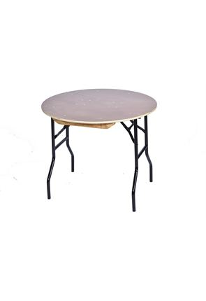 Banqueting Folding Table 92cm Diameter