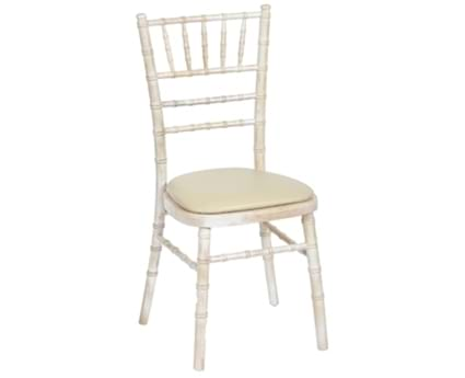 Chiavari Stacking Chair Limewash
