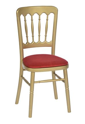 High Quality Henley Stacking Banquet Chair from Trent Furniture