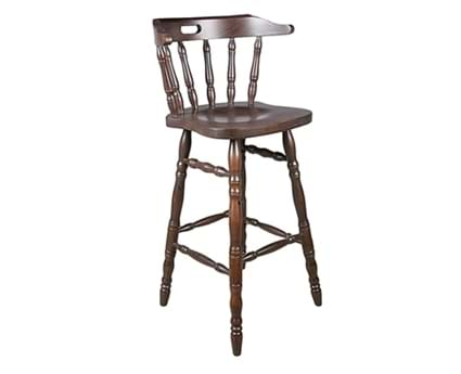Tall Captains Bar Chair