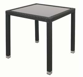 High Quality Hand Woven Rattan Plaza Table | Outdoor Furniture