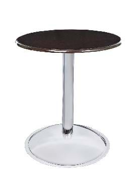 High Quality Chrome Dome Cast Iron Table | Café & Restaurant Furniture