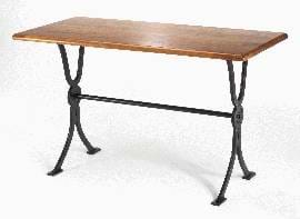 High Quality Monks Table | Cast Iron Table