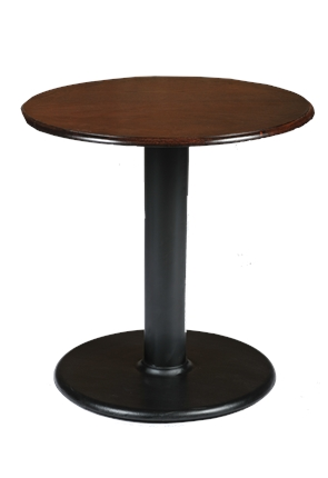 High Quality Black Disc Cast Iron Table | Café & Restaurant Furniture