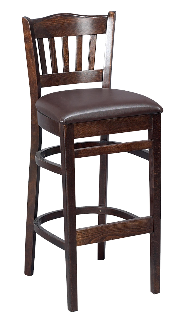 Tall Boston Bar Stool Upholstered Pub Chairs By Trent