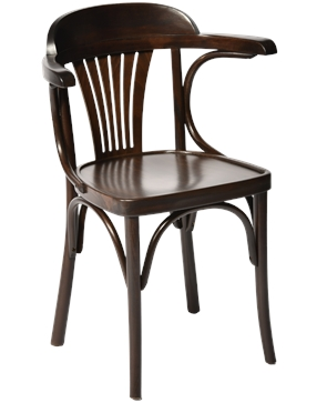 High Quality Fanback Bentwood Armchair from Trent Furniture
