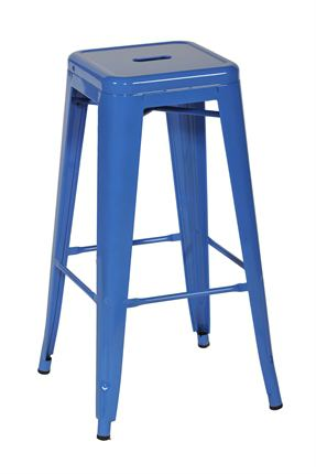 High Quality Steel Bella Tall Stool | Outdoor Furniture