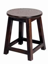 High Quality Small Hard Top Shaker Stool from Trent Furniture | Pub Chair
