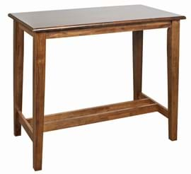 High Quality Rectangular Shake Poseur Table from Trent Furniture
