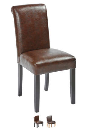 Leather Restaurant Chairs From Only Each