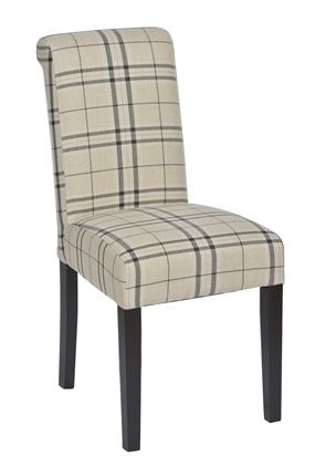 High Quality Rimini Cappuccino Dining Chair From Trent Furniture